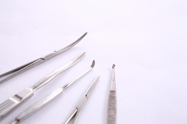 子宮頚管ポリープ切除手術