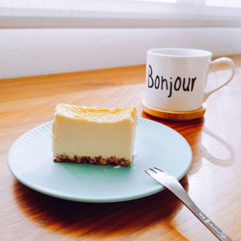 Loccoニューヨークチーズケーキ