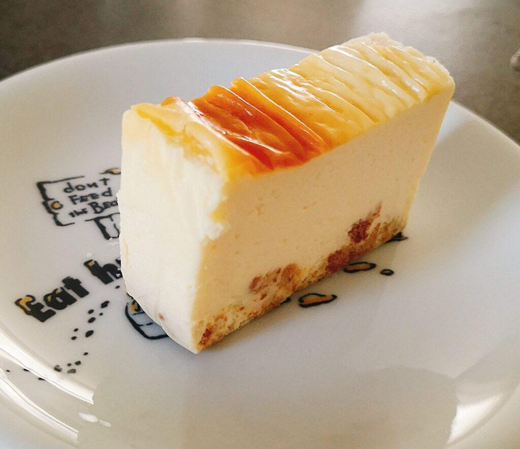 Loccoのニューヨークチーズケーキ